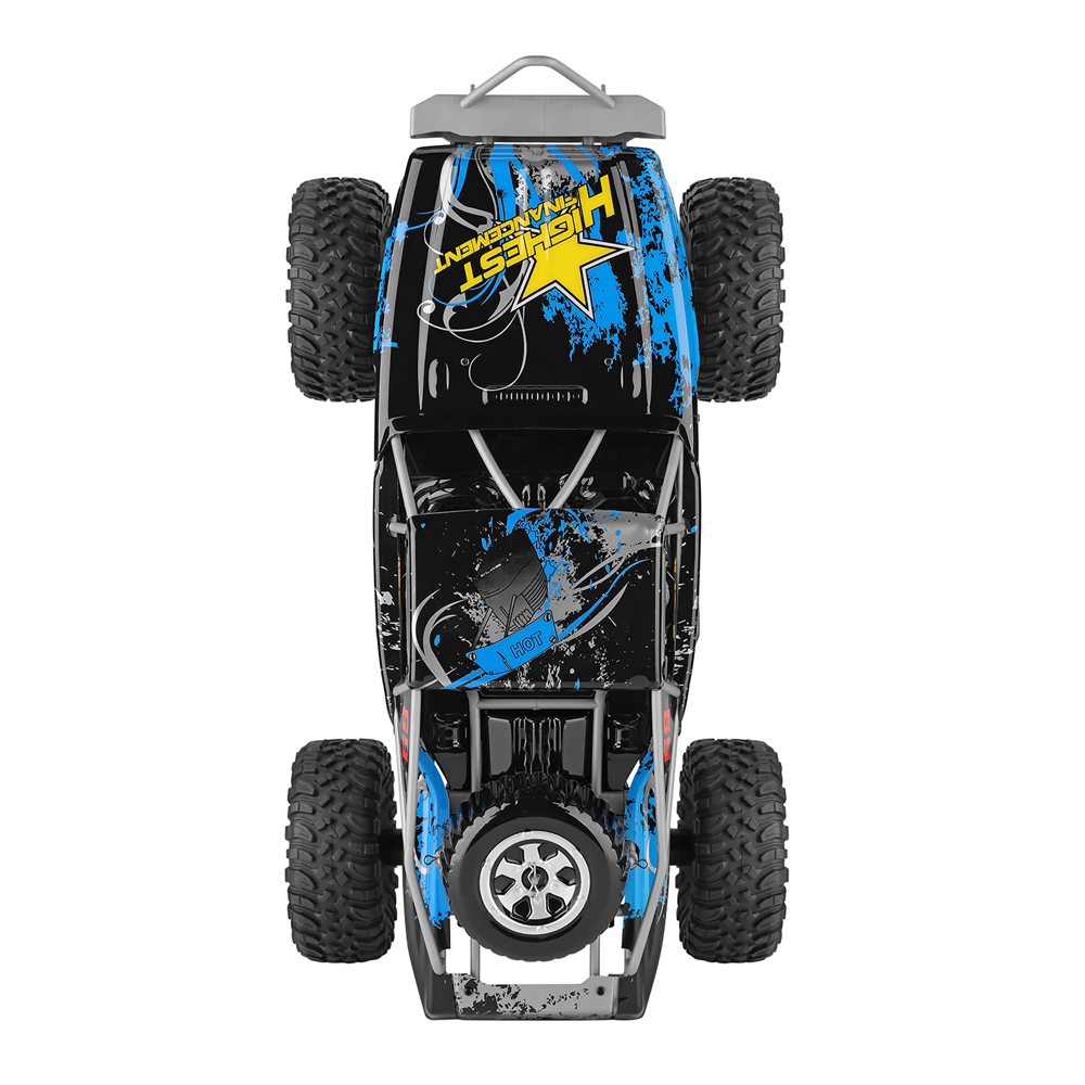WLtoys 104310 2.4G 1/10 4WD Double Bridge Crawler RC Car