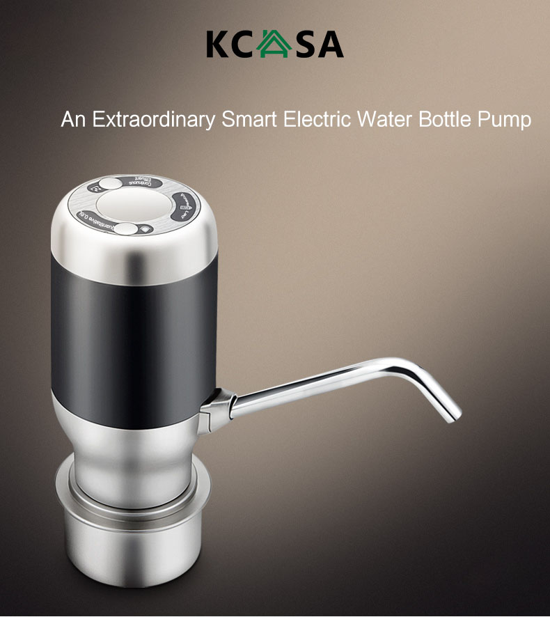KCASA KC-EWP53 Water Dispenser Food Grade Outdoor Camp Portable Power Pumps Wireless Electric Water Pump