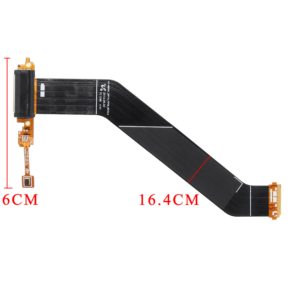 Charging Port Flex Mic Cable for Samsung Galaxy Note 10.1