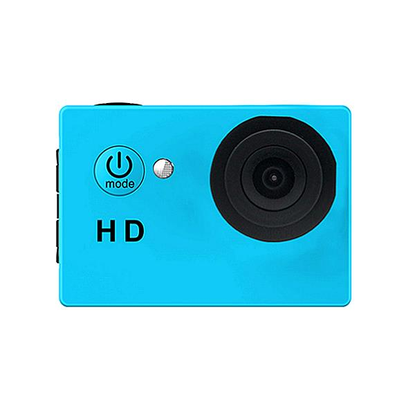 EKEN A8 1080P 5MP 2 Inch Helmet Sports Camera DV Bicycle Car DVR Action Waterproof Digital Camera
