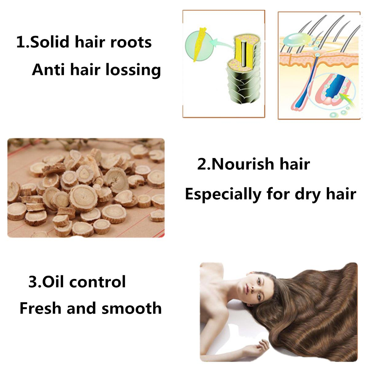20ml Fast Hair Growth Nourishing Essence