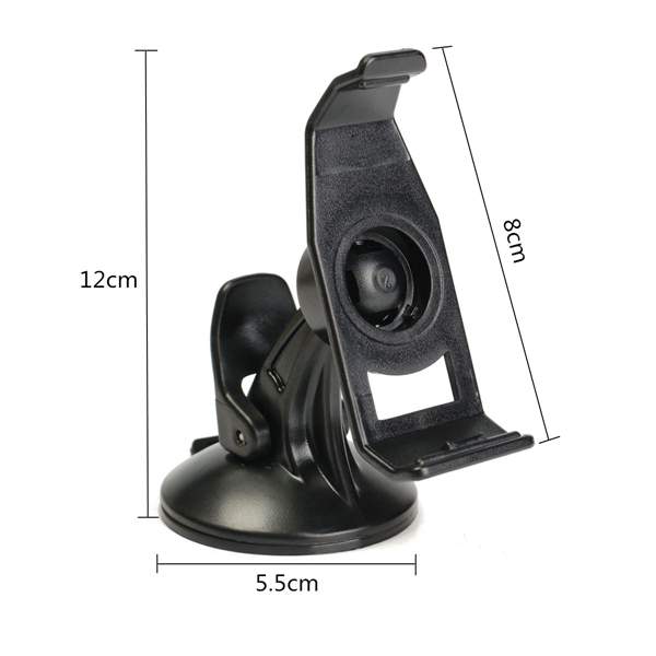 Car Suction Cup Mount Stand Holder Clip Plastic Wind Shield for Garmin Navigation GPS 200 200W 250