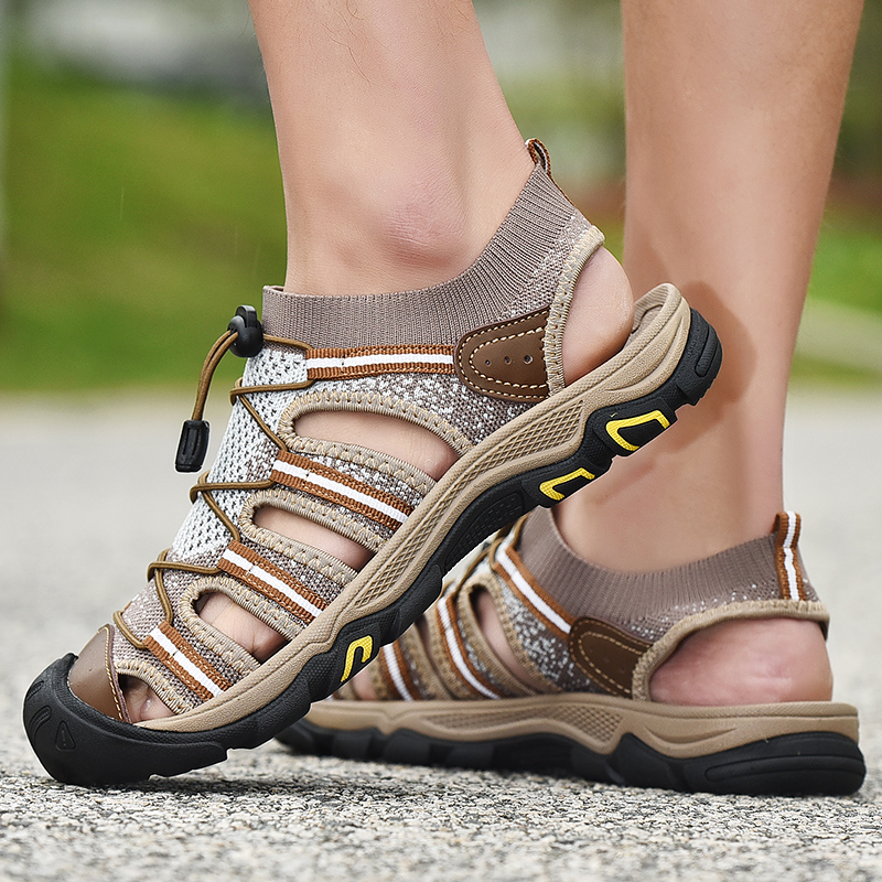 Breathable Slip Resistant Soles Outdoor Sandals