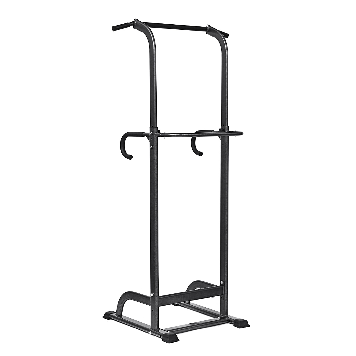 Pull Up Fitness Station Tower Power Dip Gym Home Bar Exercise Stand Slimming Equipment
