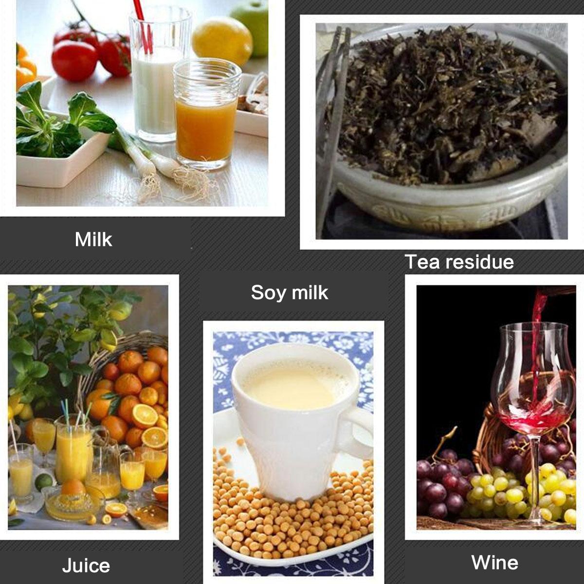 100/200/300 Mesh Net Brew Bag Food Grade Beer Wine Home Bucket Filter Reusable Strainer