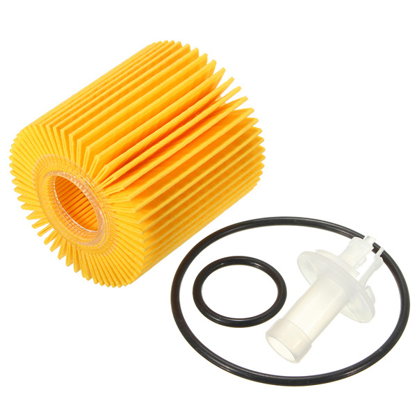 Engine Oil Filters+Gaskets Cleaner Drain Plug For Toyota #04152-YZZA1