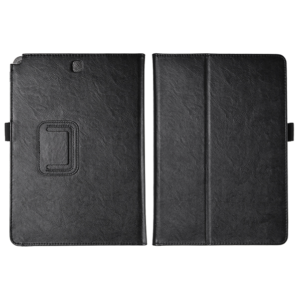 Imitation texture handheld leather tablet case for Samsung GALAXY Tab A P550 9.7 Inch