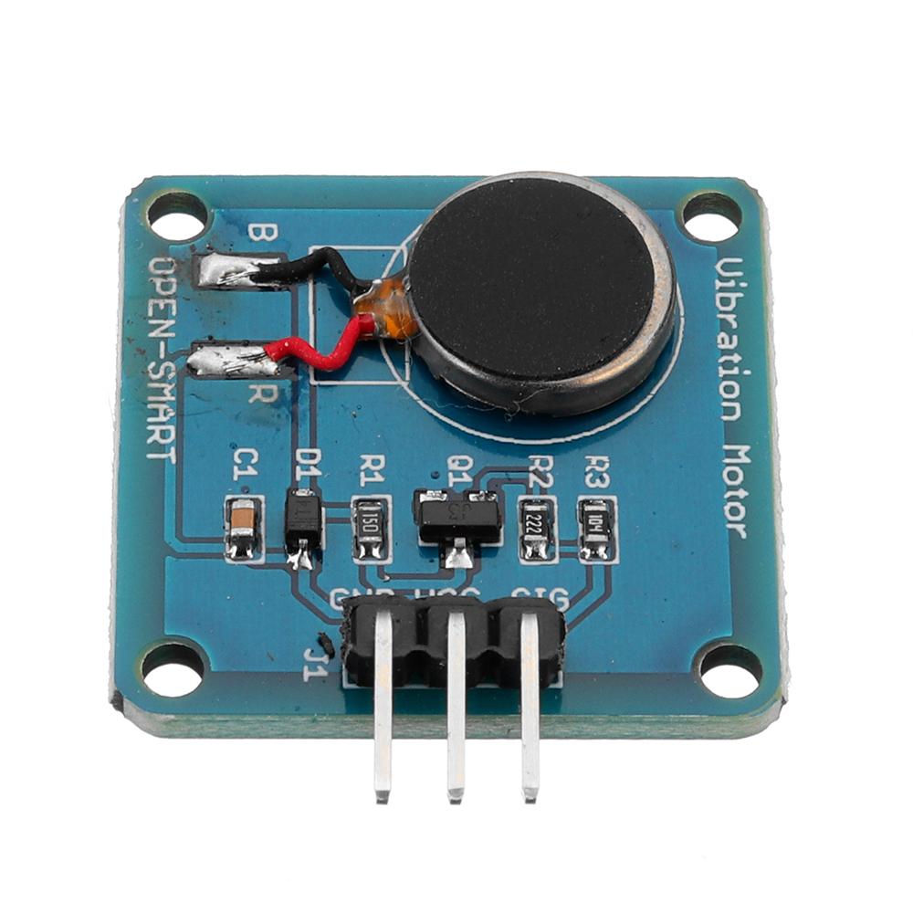 Vibration Motor Module Mini Flat Vibrating DC Motor For Arduino