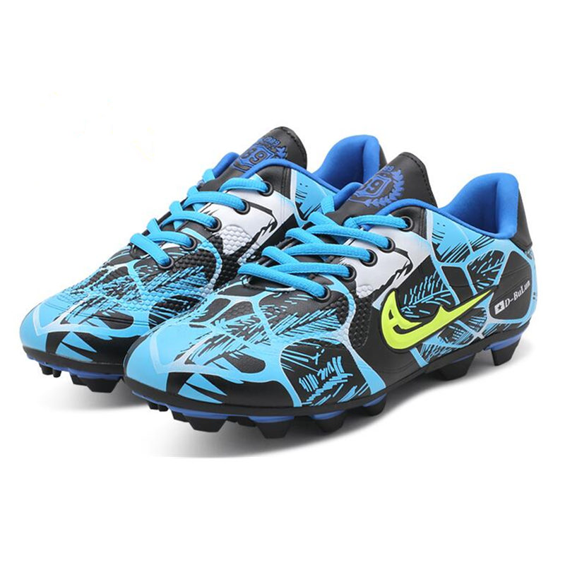 Scarpe da calcio all'aperto Erba artificiale Adolescente Training Spike Soccer scarpe