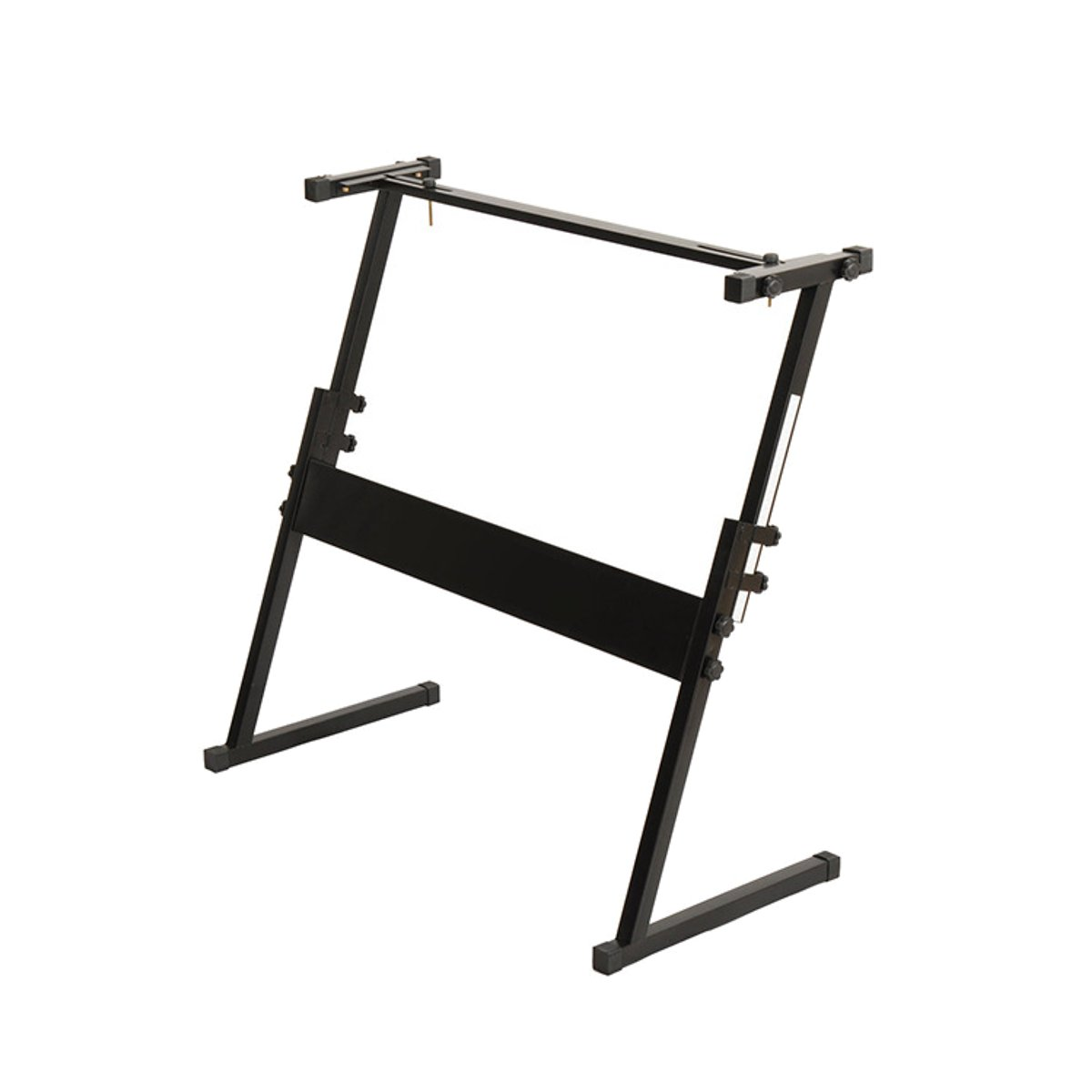 54/61 Keyboard Stand Z Frame Portable Heavy Duty Piano Keyboard Stand Height Adjustable