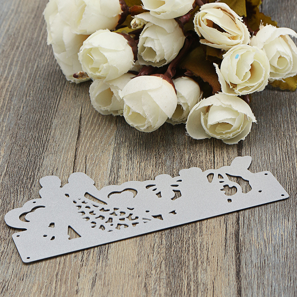 Lover Sweetheart Cutting Die Stencil for DIY Scrapbook Album Paper Card Gift