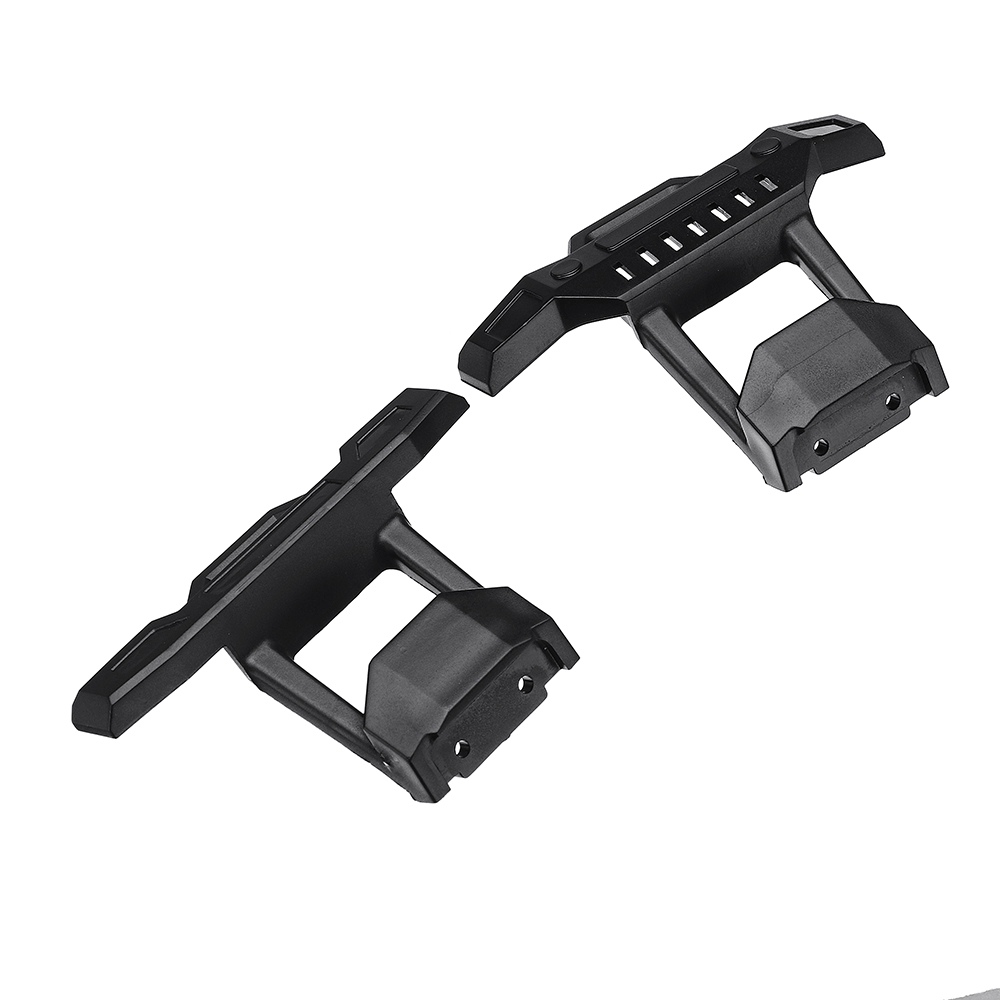 1Pair HS 18301 18302 18311 18312 Front and Rear Bumper Protector For 1/18 Crawler RC Car