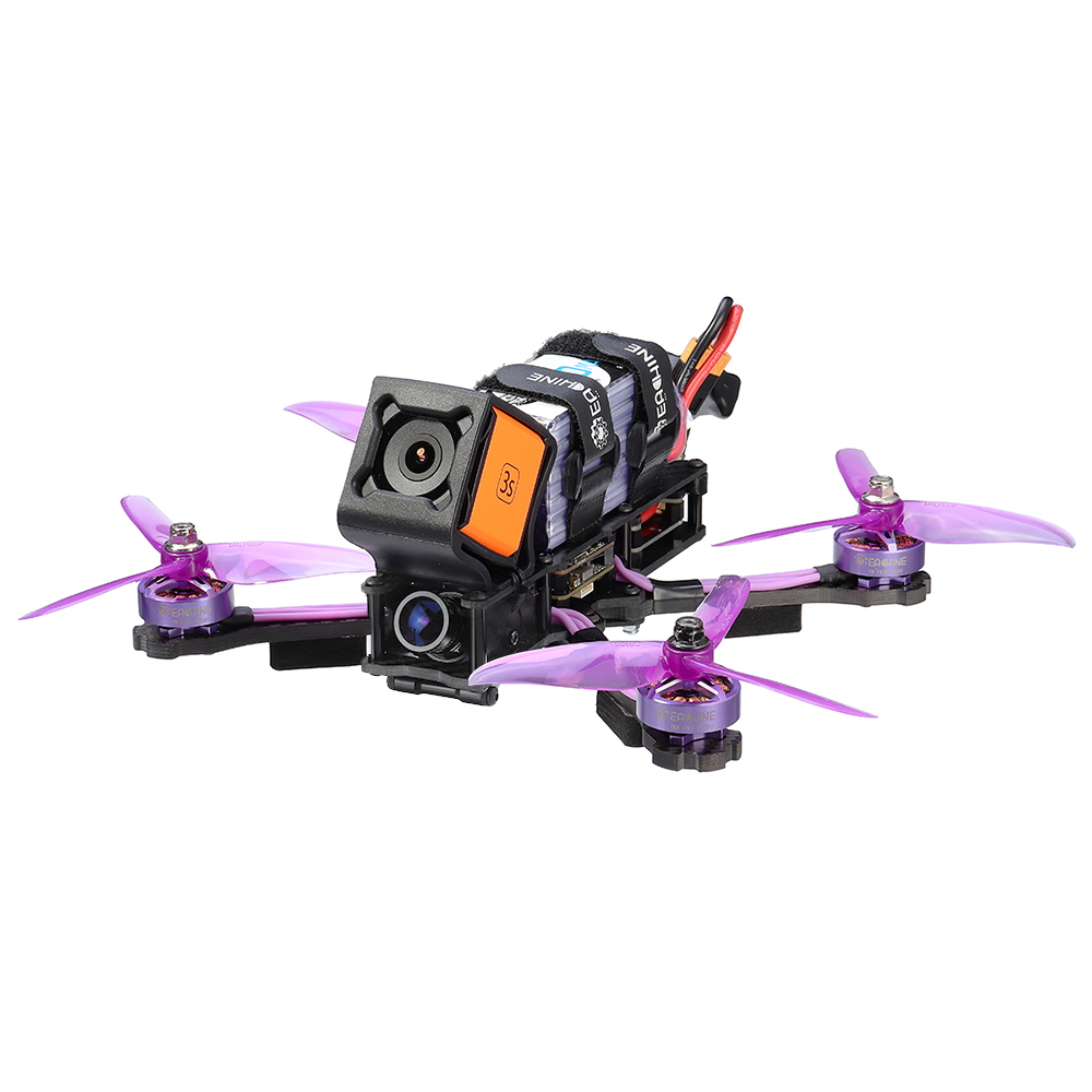 Eachine Wizard X220HV 6S FPV Racing RC Drone PNP w/ F4 OSD 45A 40CH 600mW Foxeer Arrow Mini Pro Cam