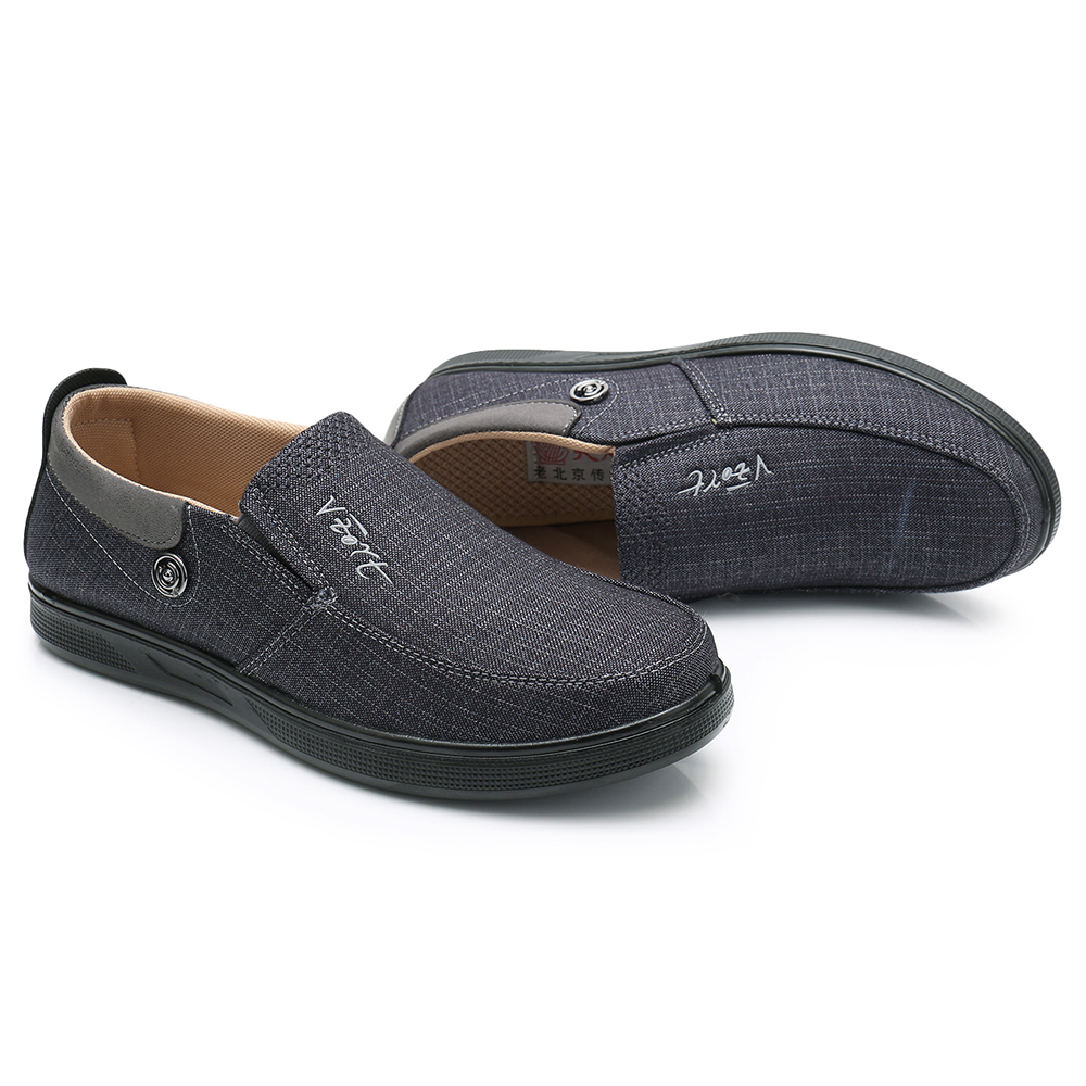 Lightweight Soft Sole Comfy Business Oxfords