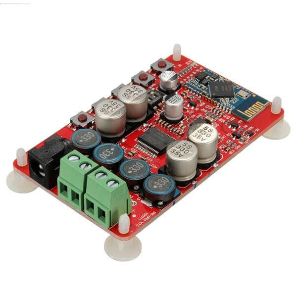 TDA7492P 25W+25W Wireless Bluetooth 4.0 Audio Receiver Digital Amplifier Board