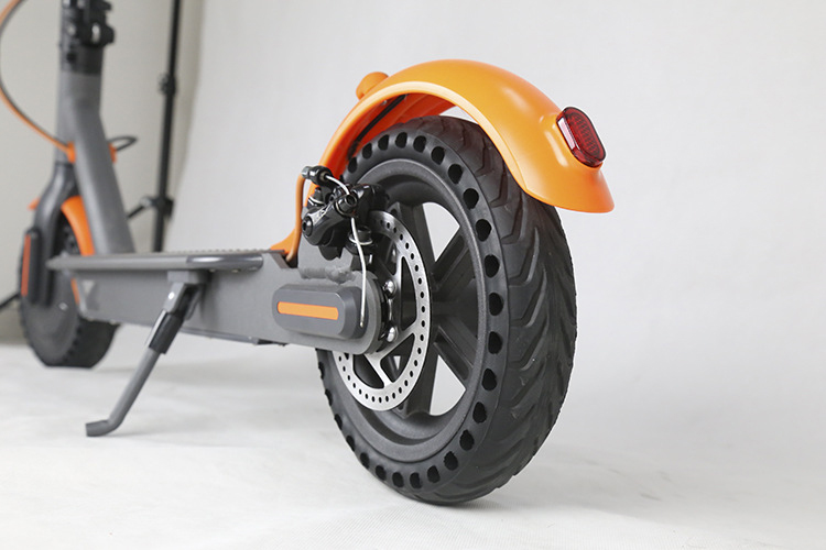 BIKIGHT 8 1/2X2 Scooter Explosion-proof Solid Tire for Xiaomi Mijia M365 Electric Scooter