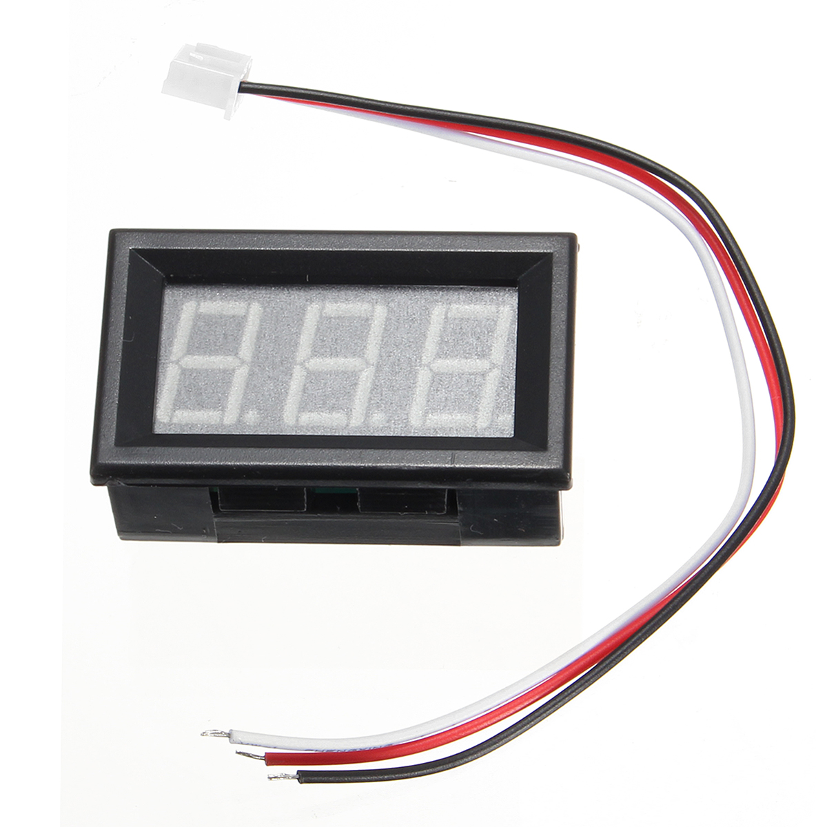 DC 0-100V Blue LED Digital Mini Voltmeter Gauge Voltage Panel Meter