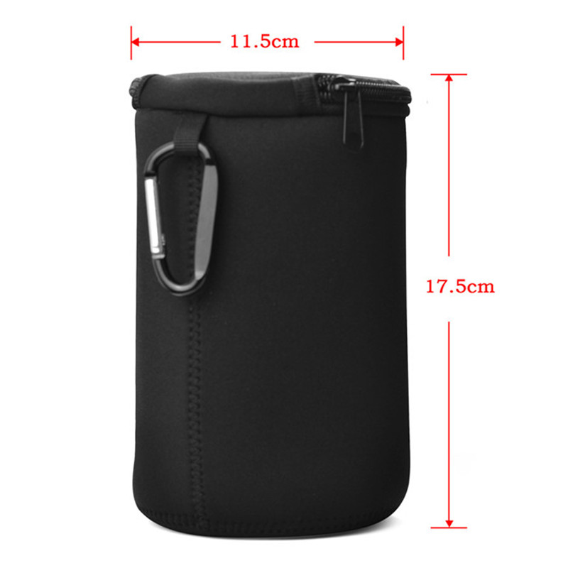 Universal Shockproof Soft Protective Case Storage Bag for Bose Revolve bluetooth Speaker