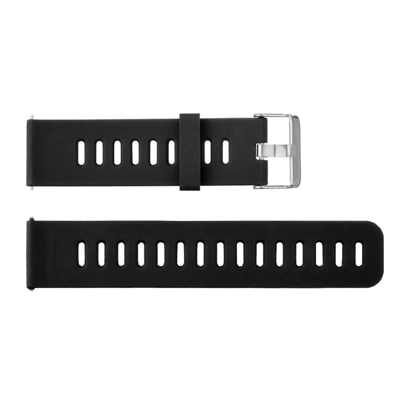 DEFFRUN 22mm Silicone Watch Band Strap For Amazfit 2/2s