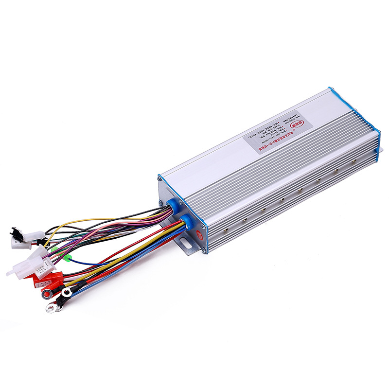7d9bb8b480f BIKIGHT 48V-64V 800W Brushless Motor Controller 15Fets For Electric Bike  Bicycle Scooter Ebike Tric