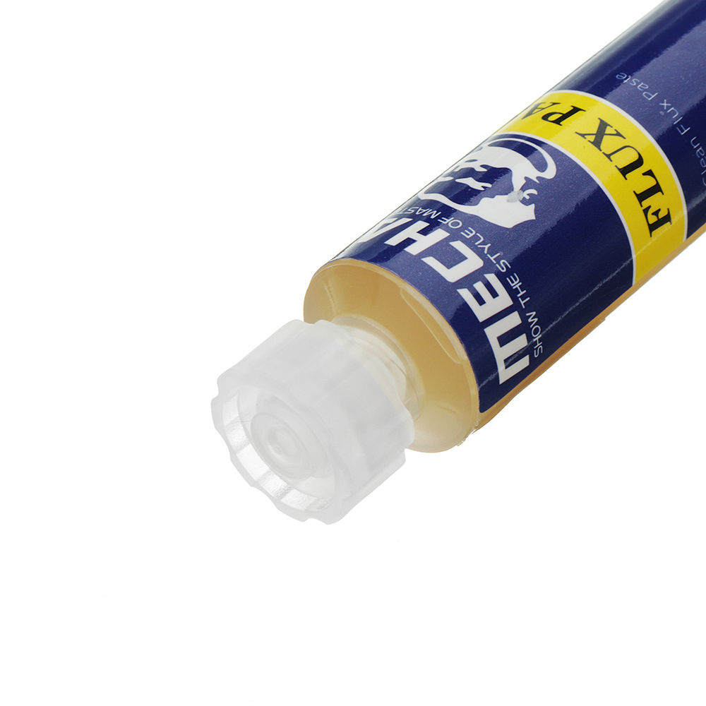 MECHANIC Solder Flux Paste MCN225 No Cleaning Syringes with Needle for BGA Repair CPU Disassemle
