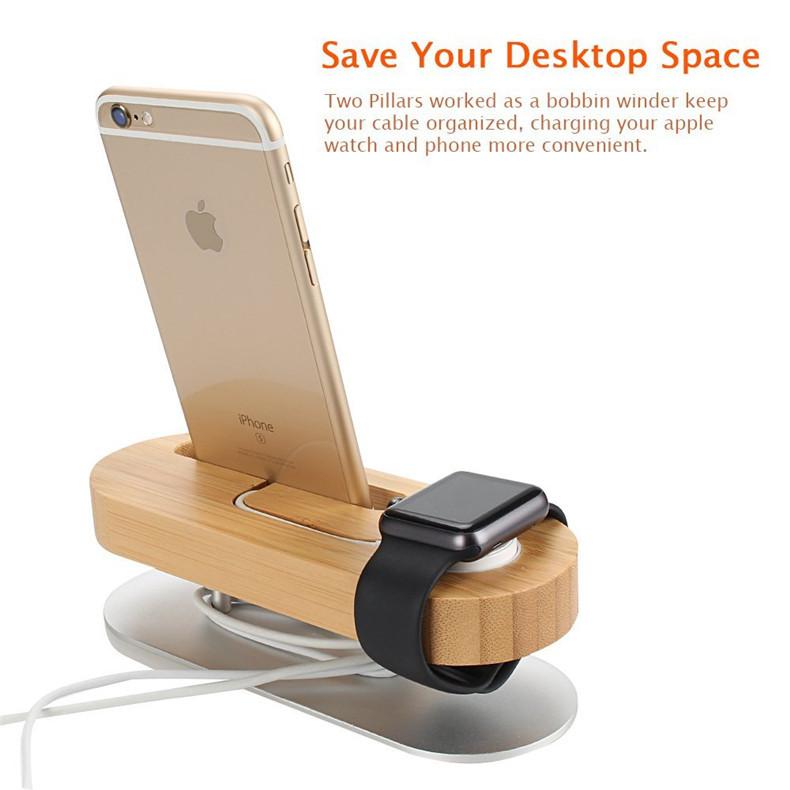 Dock Pour Iphone Et Apple Watch