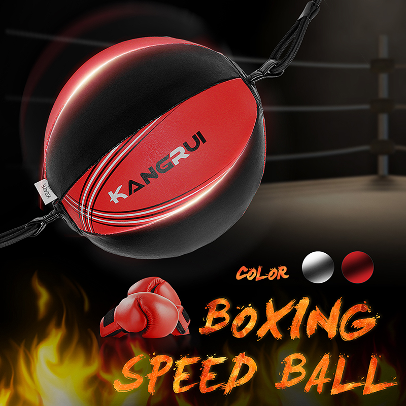 Boxing Speed Ball Punching Ball Double End Boxing Bags Training Ball Boxing Equipment