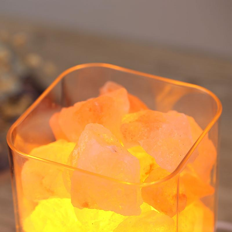Usb Power Supply Natural Himalayan Salt Lamp Unique