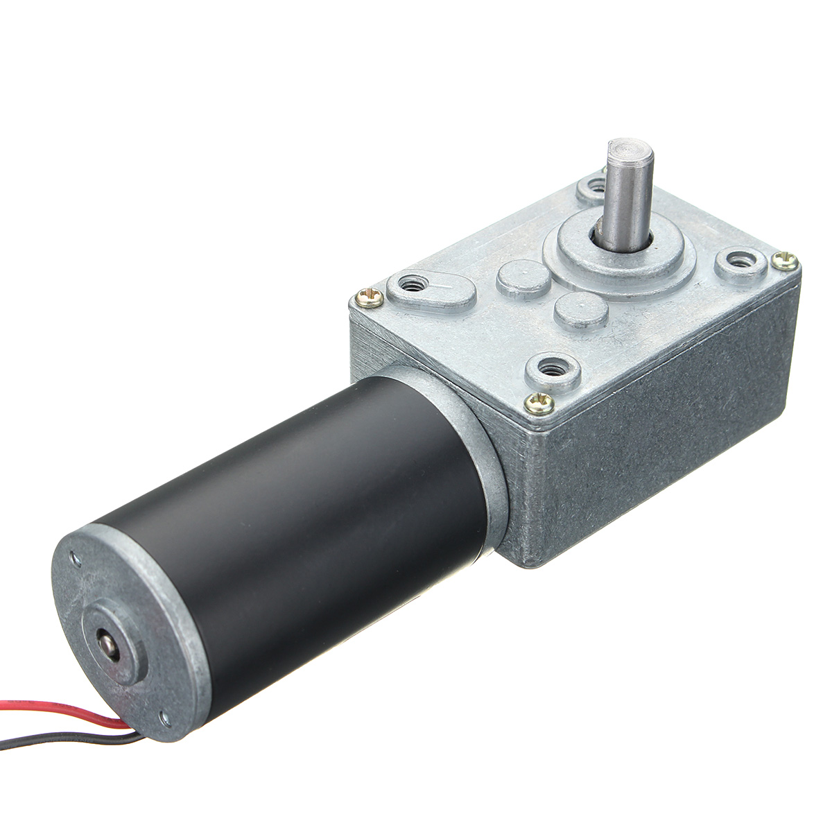 31ZY DC 12V/24V 80RPM Turbo Gear Motor DC Reducer Worm Geared Motor
