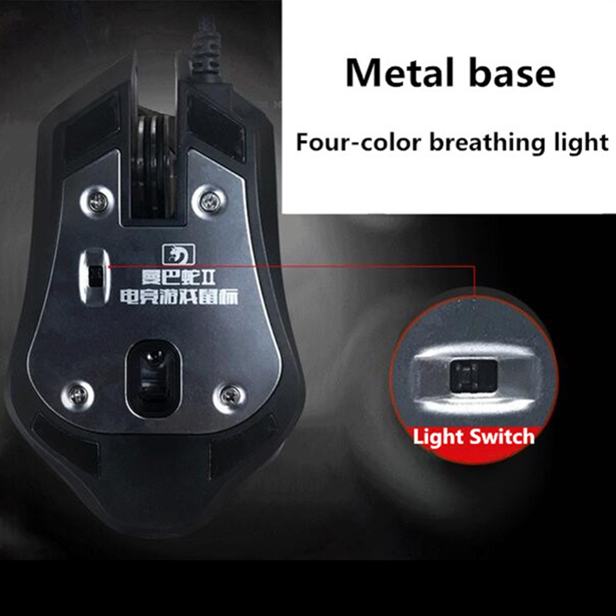 104Keys USB Wired Backlight Mechanical Handfeel Gaming Keyboard Mouse and ouse Pad Combo Set