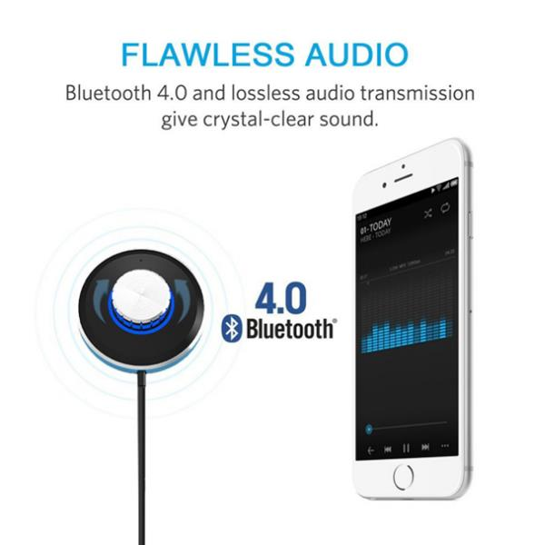 BT-3 Wireless bluetooth Receiver With Dual USB Car Charger bluetooth Car Kit bluetooth Music Adapter