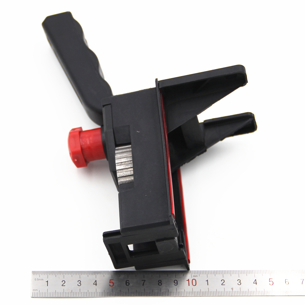 Woodworking Quick Doweling Jig Handheld Dowel Jig 3/3.3/4/4.2/5/6/6.8/8/10mm Hole Drill Guide