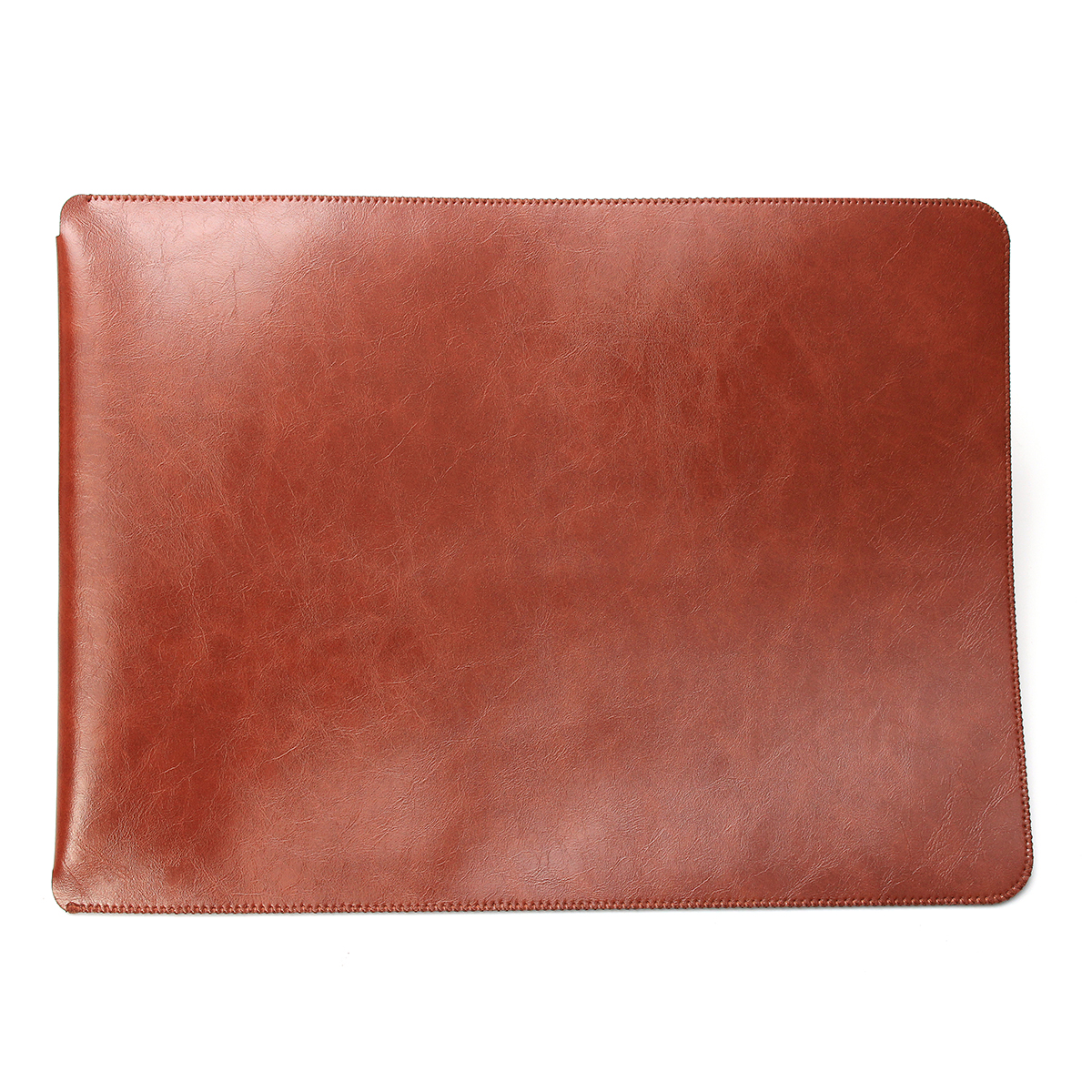 PU Leather Laptop Sleeve Bag Case Pouch Cover for MacBook Air/ Pro 13