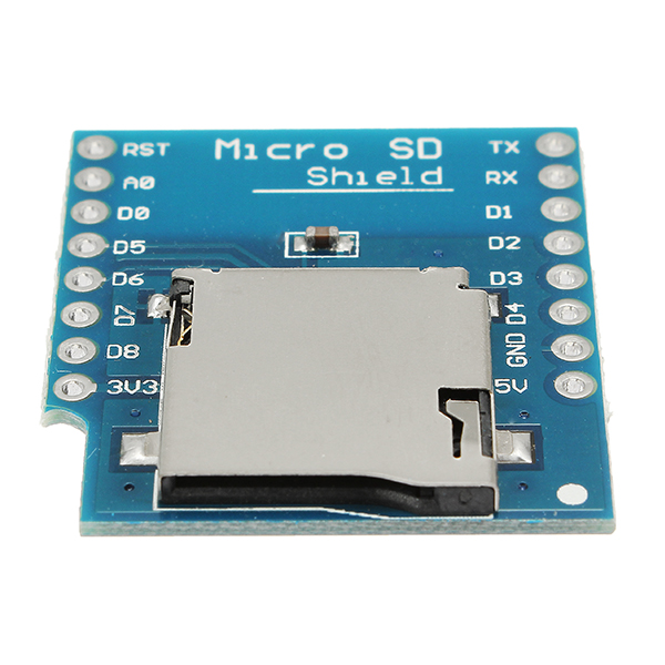 Geekcreit® Micro SD Card Shield For D1 Mini TF WiFi ESP8266 Compatible SD Wireless Module For Arduino