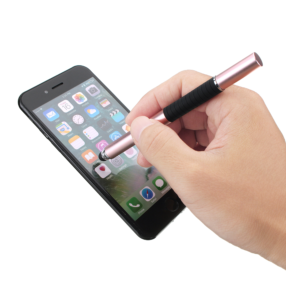 Universal Shelley S12 Capacitive Pen Touch Screen Drawing Pen Stylus For Smartphone Tablet PC