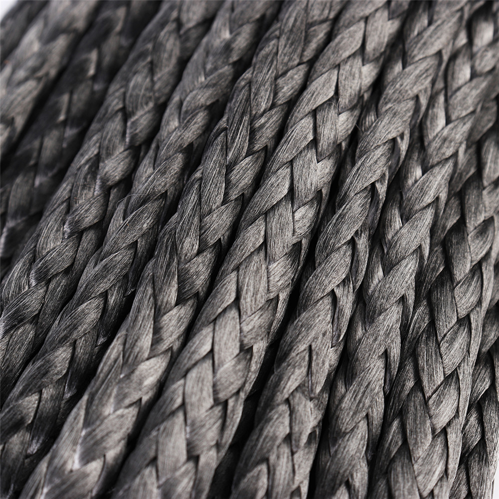 Synthetic Winch Rope Line Cable