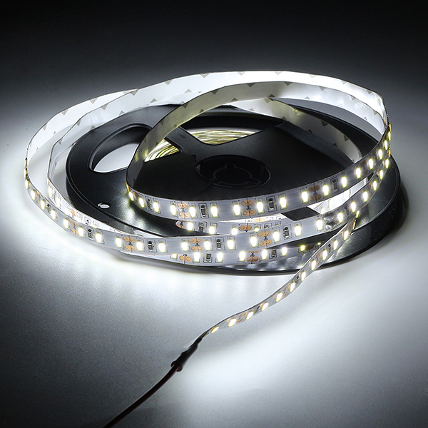 5M 120W 4014 SMD Non-waterproof Super Bright LED Ribbon Strip Tape Light DC12V