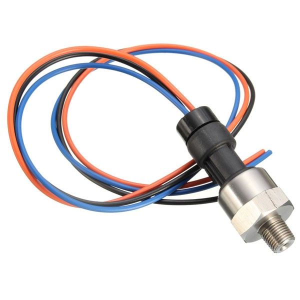100Psi Pressure Transducer Sender for Oil Fuel Diesel Gas Air Project