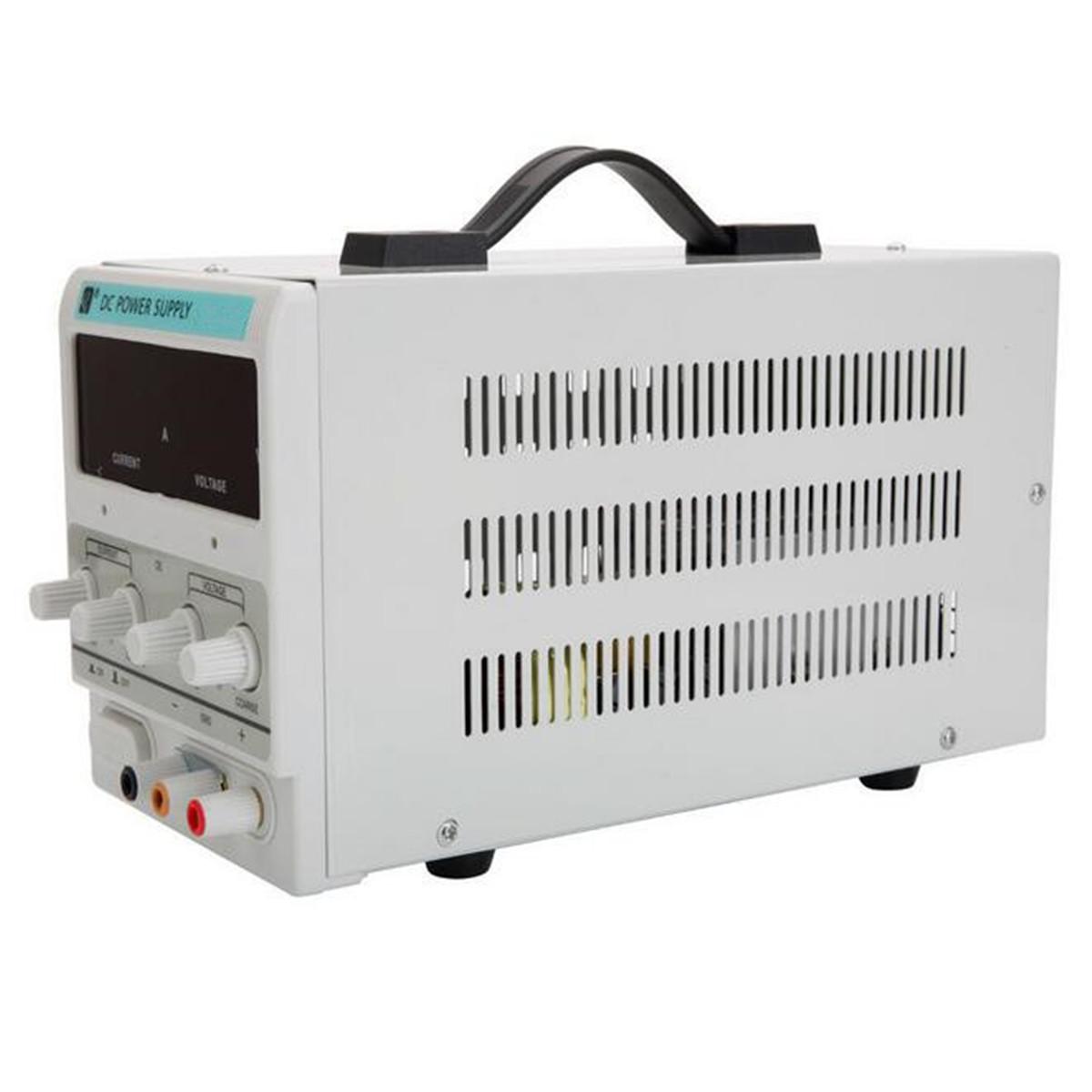 220V 60Hz AC Adjustable Lab DC Regulated Power Supply Voltage 0-30V 0-5A EU Plug