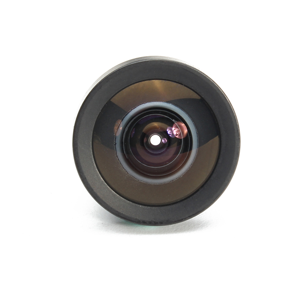 2PCS MTV Mount 2.1mm IR Sensitive 150 Degree Wide Angle Board Lens