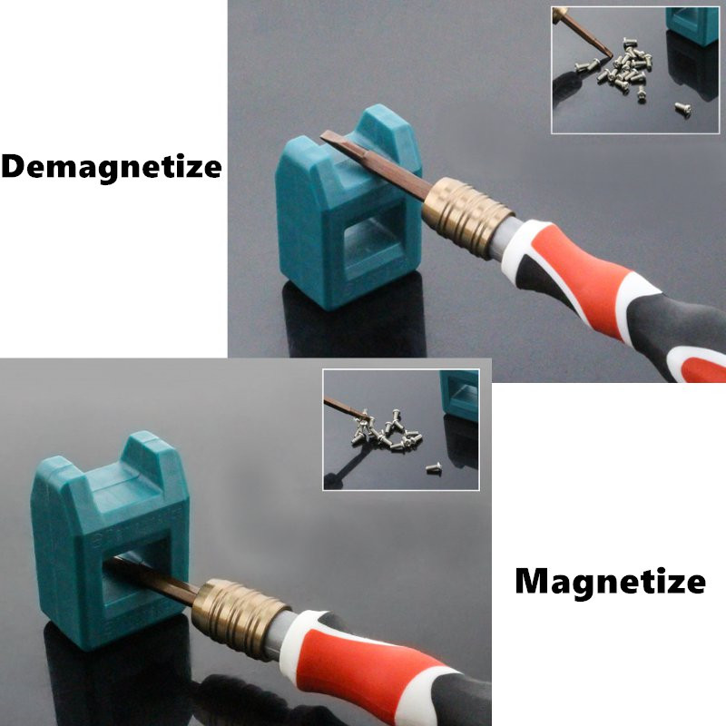 Magnetizer Demagnetizer Screwdriver Tips Screwdriver Home Pick Up Magnetic Tool