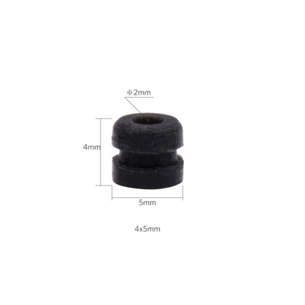 Shock Absorption Dumping Balls for RC Drone Flight Controller Board