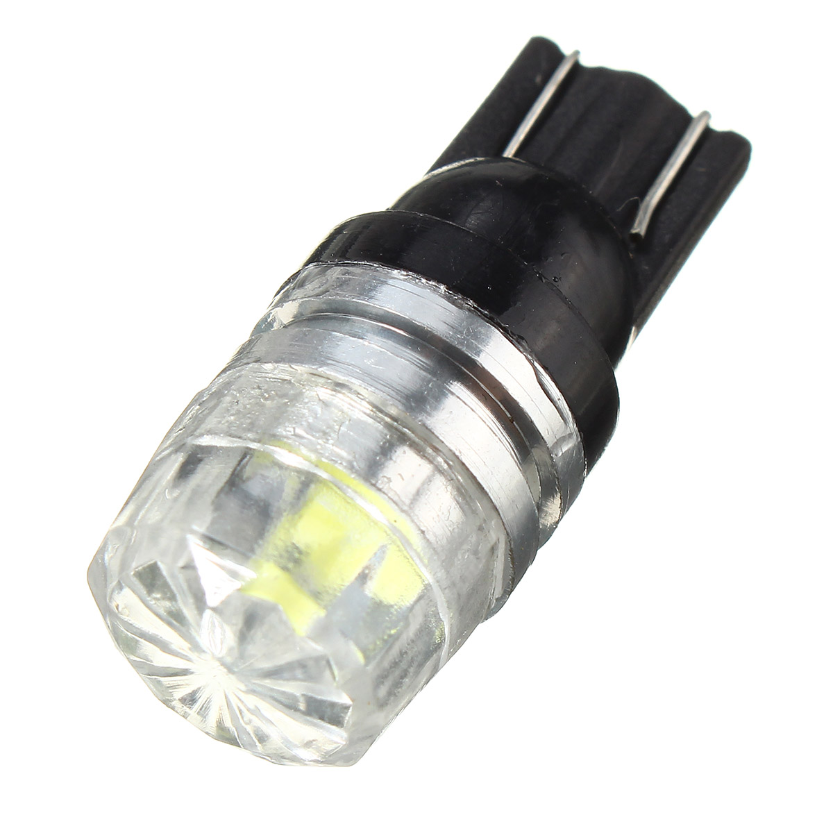 T10 W5W COB LED Side Marker Wedge Lights Canbus Reading Bulb 12V 1.5W 40LM 6000K