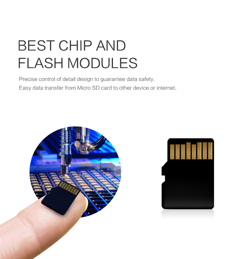 LD 32GB Class 10 High Speed Flash Memory Card TF Card for Xiaomi Mobile Phone Tablet GPS