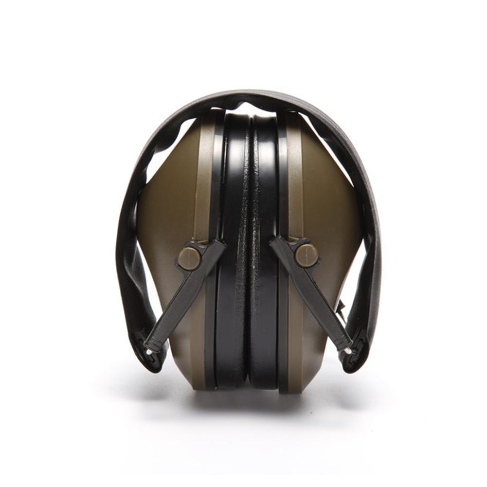 KALOAD Tactical Outdoor Hunting Anti-noise Ear Muffs Shooting Hearing Protector