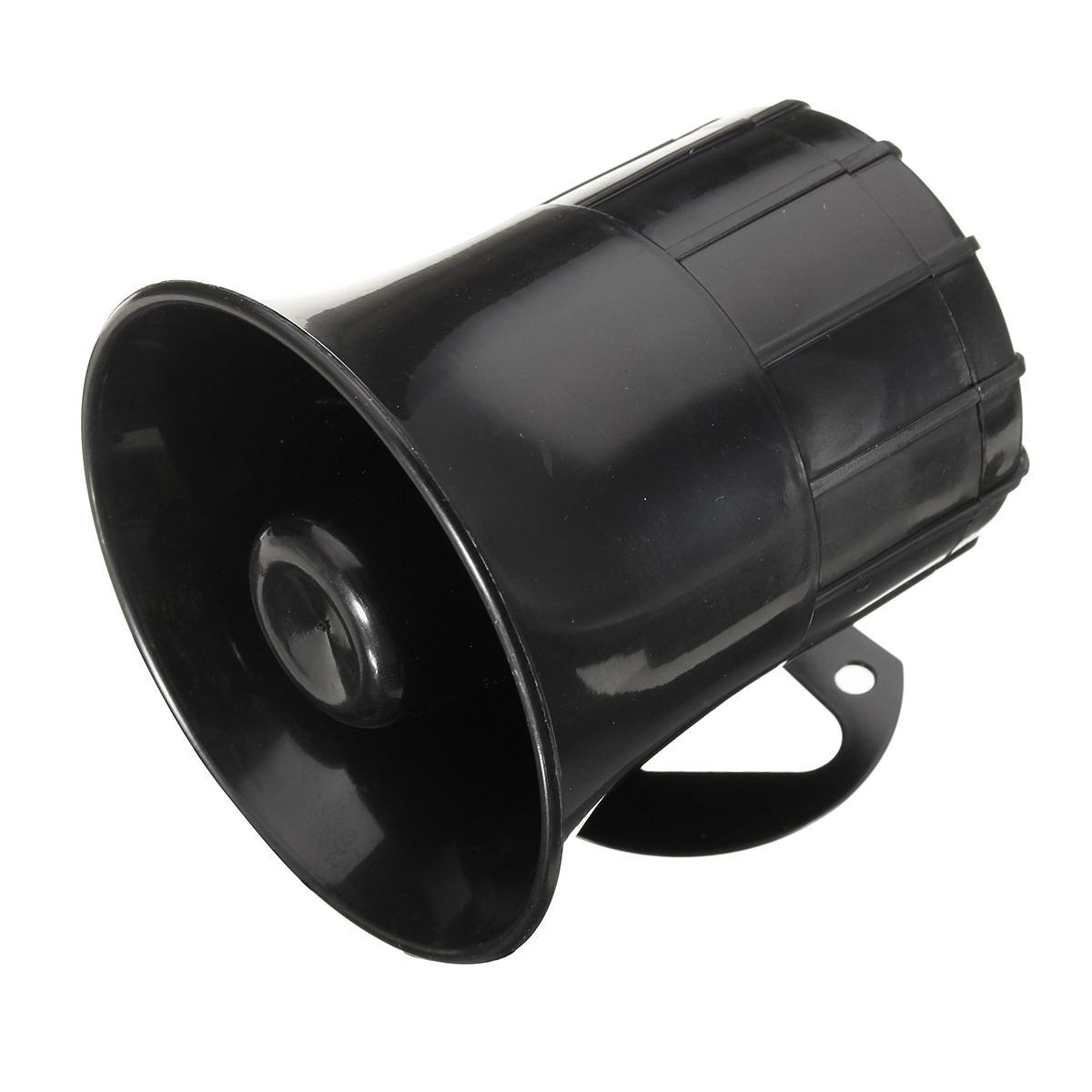 12V 3 Sounds Loud Siren Horn Tone Warning Alarm Amplifier Speaker For Car Motorcycle