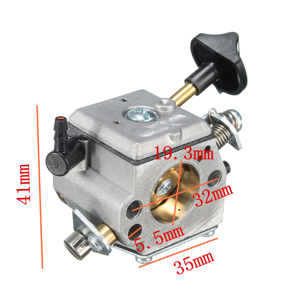 Carburetor BackPack Blower Carb For Stihl BR400 BR420 BR320 BR380 42031200601