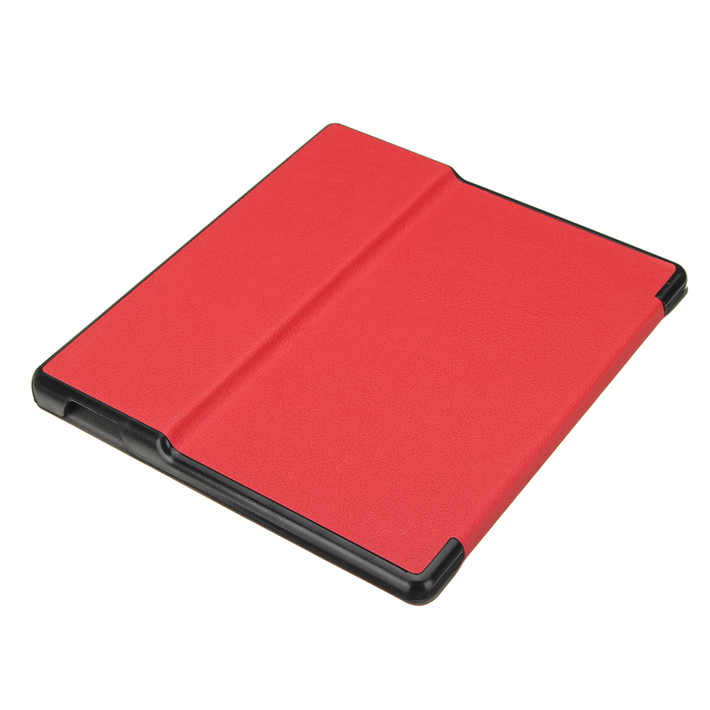 PU+PC Smart Sleep Protective Cover Case For Oasis Kindle 7 Inch Ebook Reader