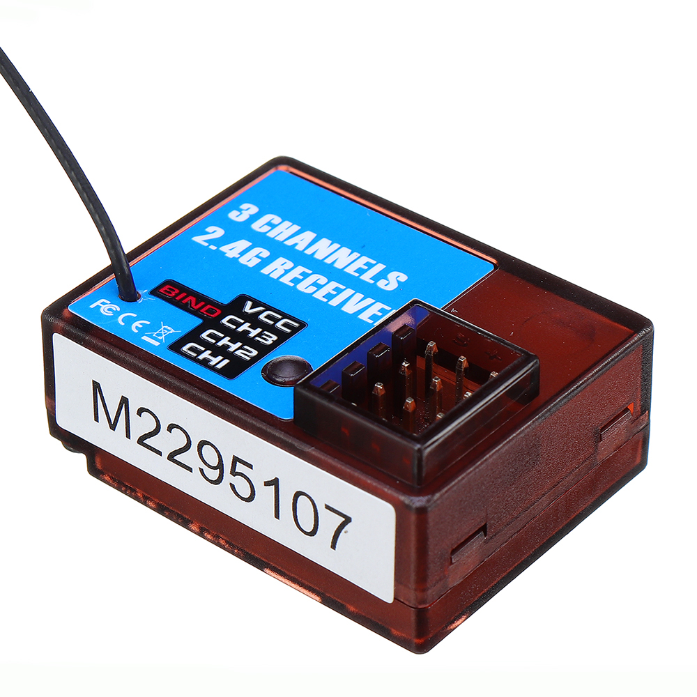HSP 2.4G 3CH Transmitter For All RC Car And Boat