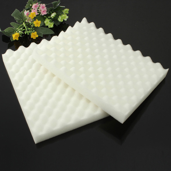 2Pcs Fondant Cake Tools Fondant Flower Shaping Sponge Pad Cake Molds For the Kitchen Baking Cake Decorating